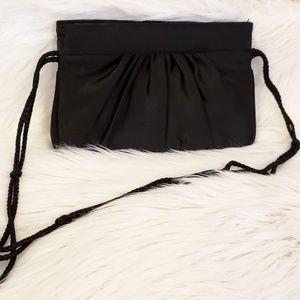 Black Evening Bag, Clutch Bag, New